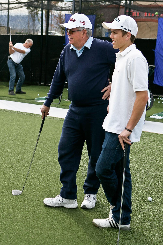 Lee Breckenridge Private Golf Lessons in Santa Clarita
