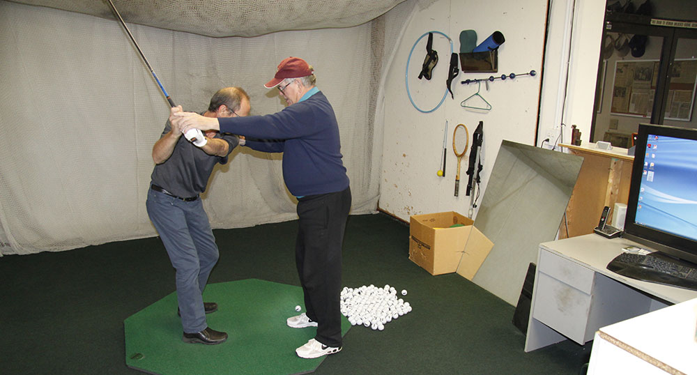 Injury Avoidance Golf Lessons